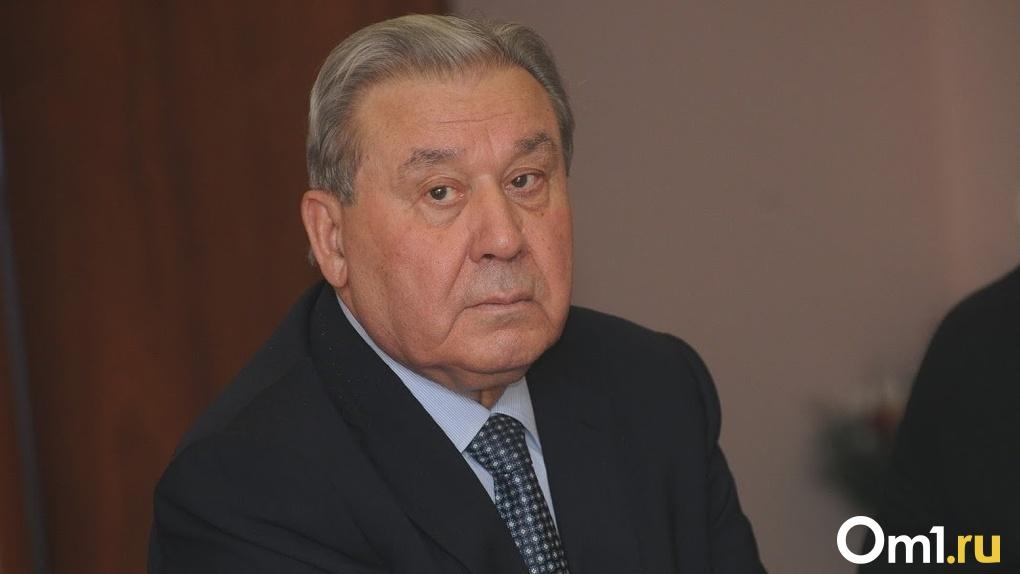 Леонид Полежаев госпитализирован с коронавирусом в омскую больницу