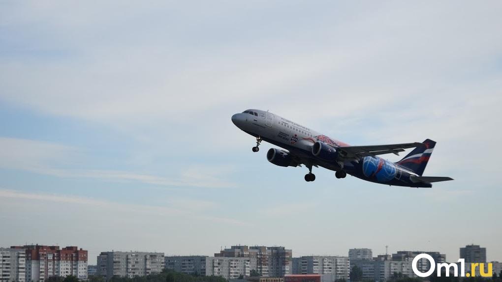 Самолёт из Москвы не смог приземлиться в Омске. Матч «Иртыш» – «Торпедо» под угрозой срыва