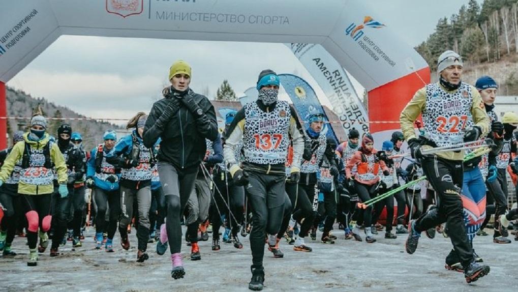 Жительница Новосибирска заняла второе место в чемпионате России по скайраннингу