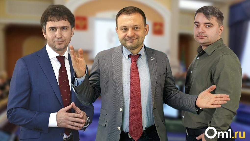 Ни жуликов, ни воров, ни красных, ни синих: председателя новосибирского горсовета выбирали со скандалом