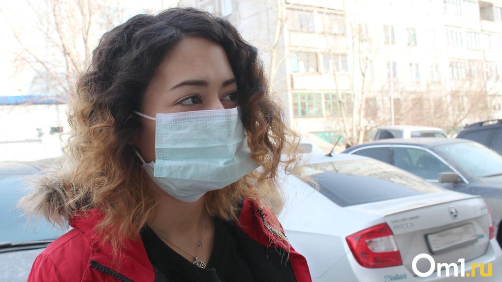 Новый инфекционный госпиталь в Новосибирске принимает первых пациентов с коронавирусом