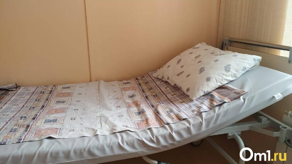 В Омске 20 больных коронавирусом находятся в тяжелом состоянии