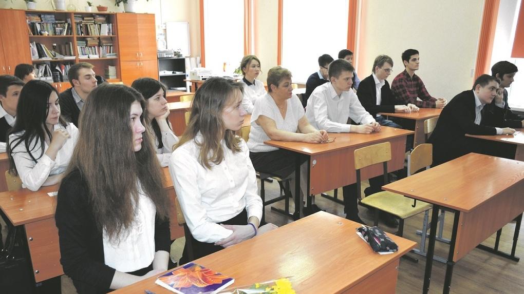 Мэр Новосибирска рассказал о плюсах смешанного обучения