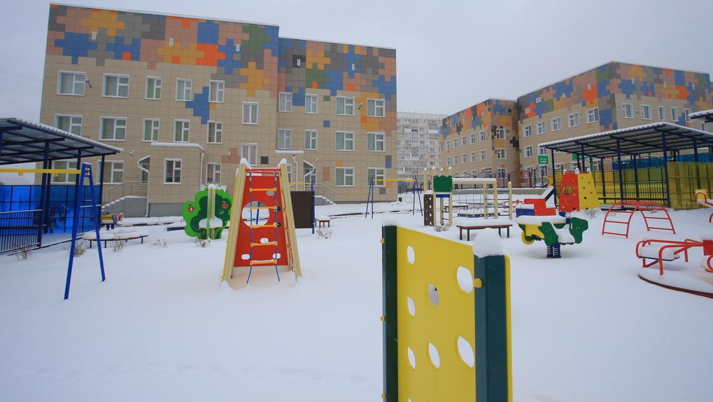 В новосибирском жилмассиве «Плющихинский» открыли четвёртый корпус детского сада № 100