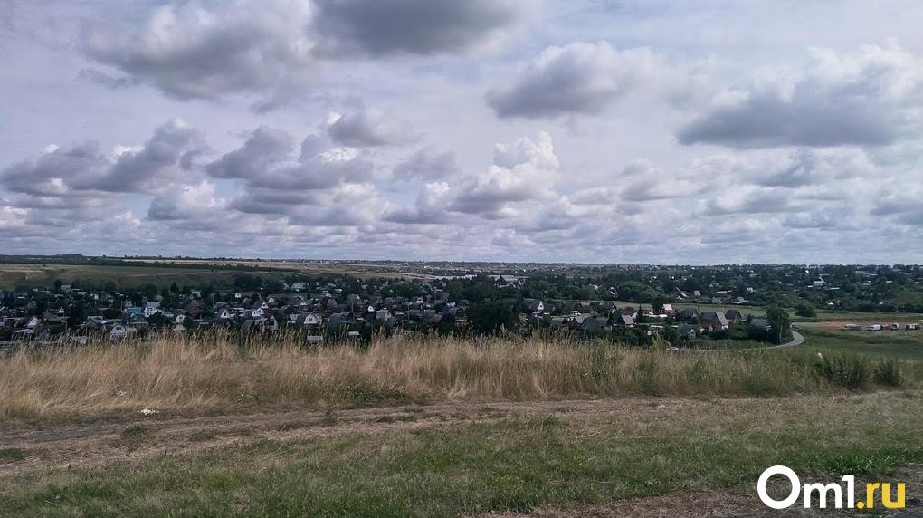 Назван ТОП-3 районов Омской области, где больше всего зараженных коронавирусом