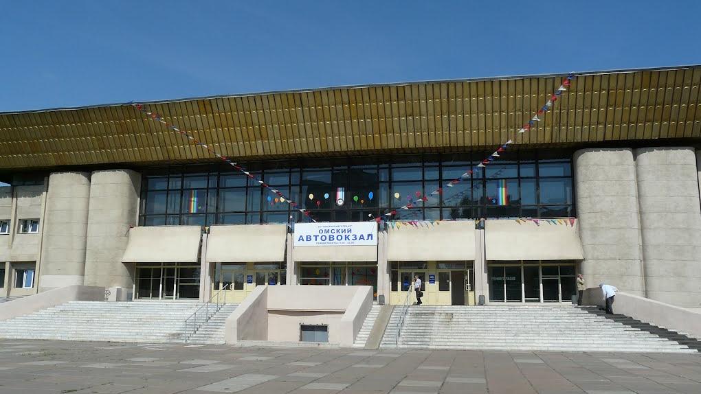 Пьяная сельчанка эвакуировала омский автовокзал (ВИДЕО)