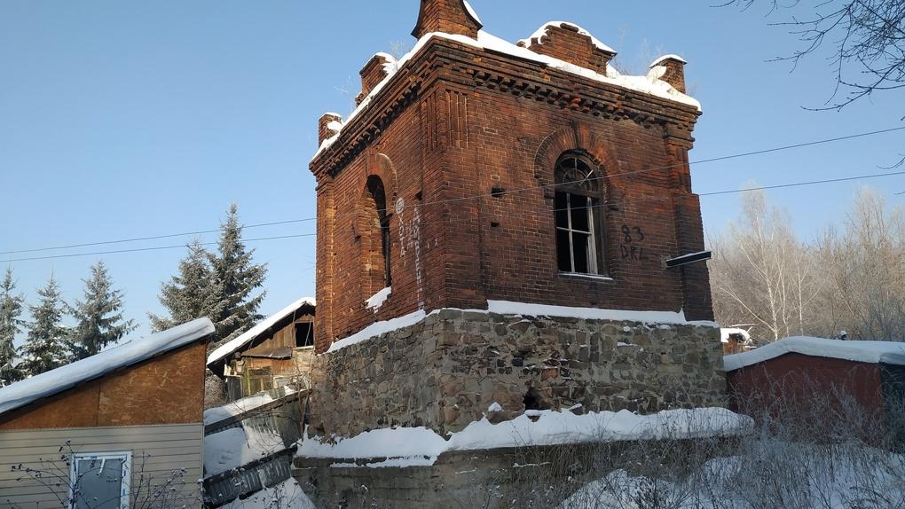 Бывшую хладобойню новосибирцы просят признать памятником культурного наследия