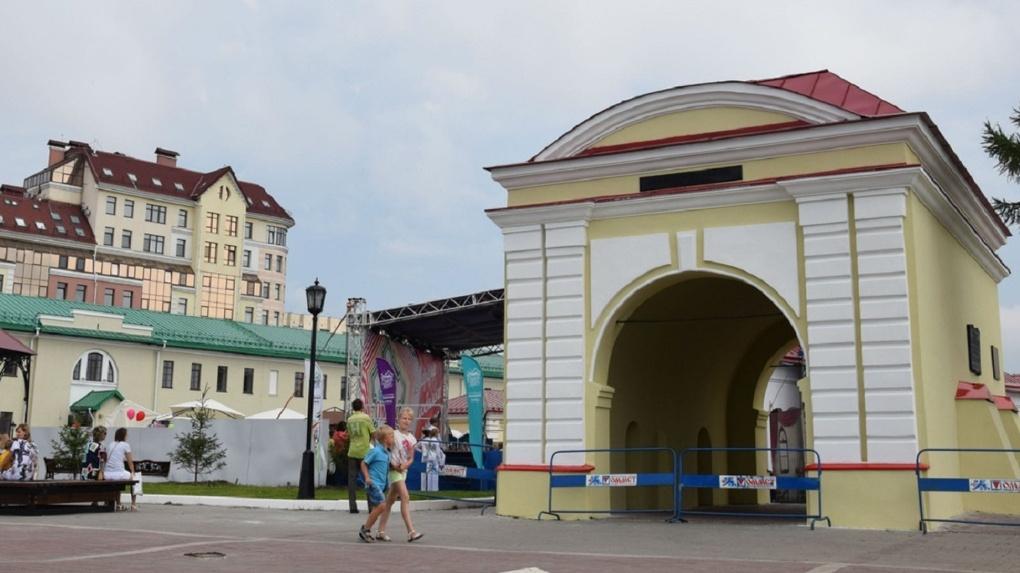 Омскую крепость хотят приспособить под коворкинг и воркаут