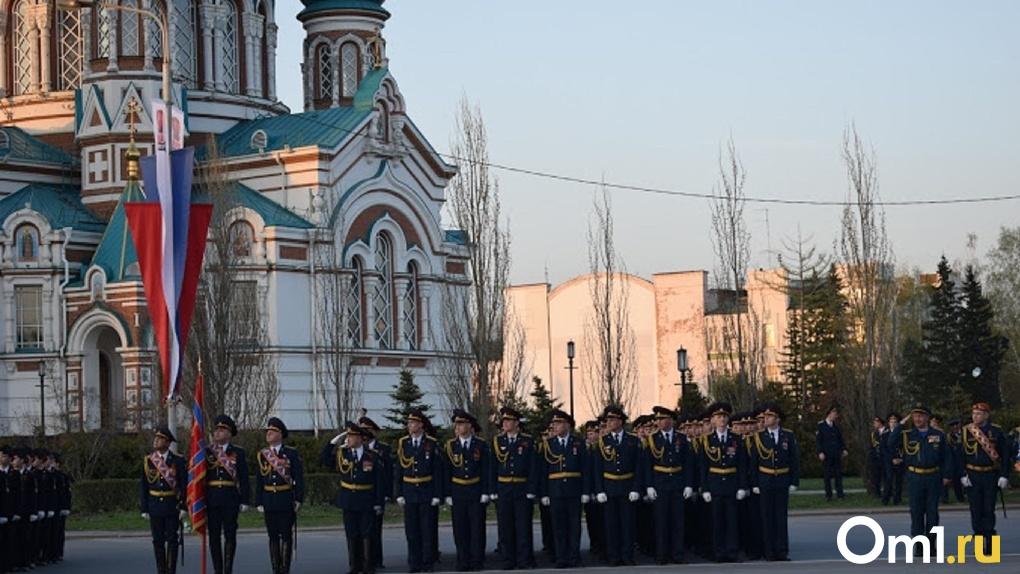 Световая проекция и вечерний концерт: как отпразднуют присвоение Омску нового почётного звания