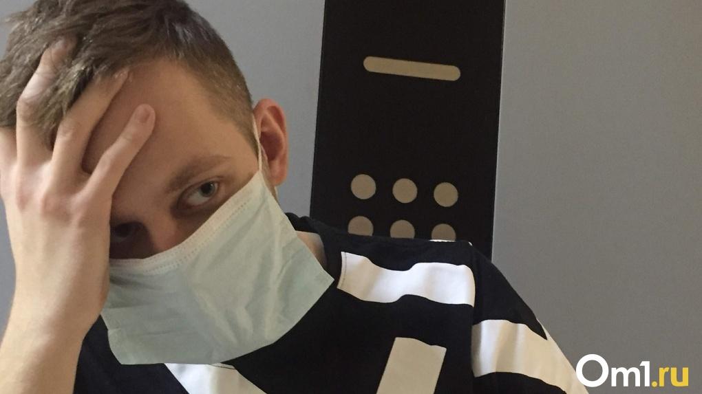 Новосибирец заразил иркутянина коронавирусом