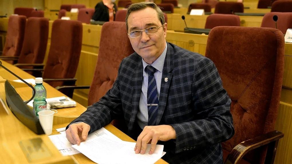 Новосибирский депутат потребовал убрать своё имя из списка «Умного голосования» Алексея Навального