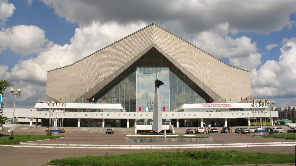 Крикорьянц пообещал, что СКК имени Блинова в центре Омска не будут закрывать и продавать