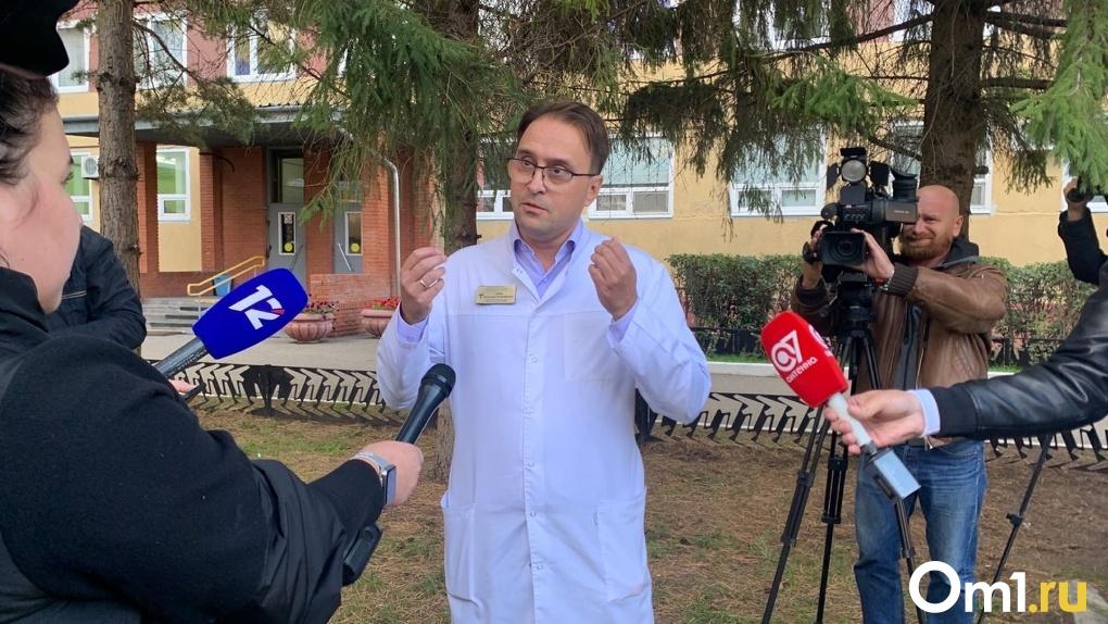 Омские врачи могли вывести Навального из комы раньше немецкой клиники