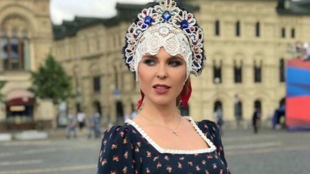 Певица из Новосибирска Пелагея произвела фурор на Красной площади