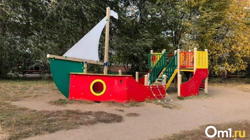 Ребенку в Омской области случайно отрезали палец