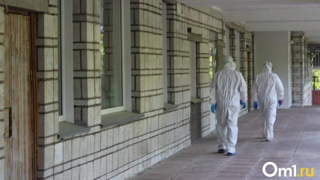 Новосибирским медикам предлагают зарплату от 145 тысяч рублей за работу с ковидными пациентами