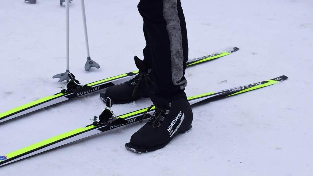 Новосибирская лыжная база отменили прокат для спортсменов любителей