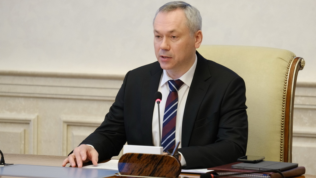 Травников пригрозил прокуратурой новосибирским бизнесменам за работу во время карантина