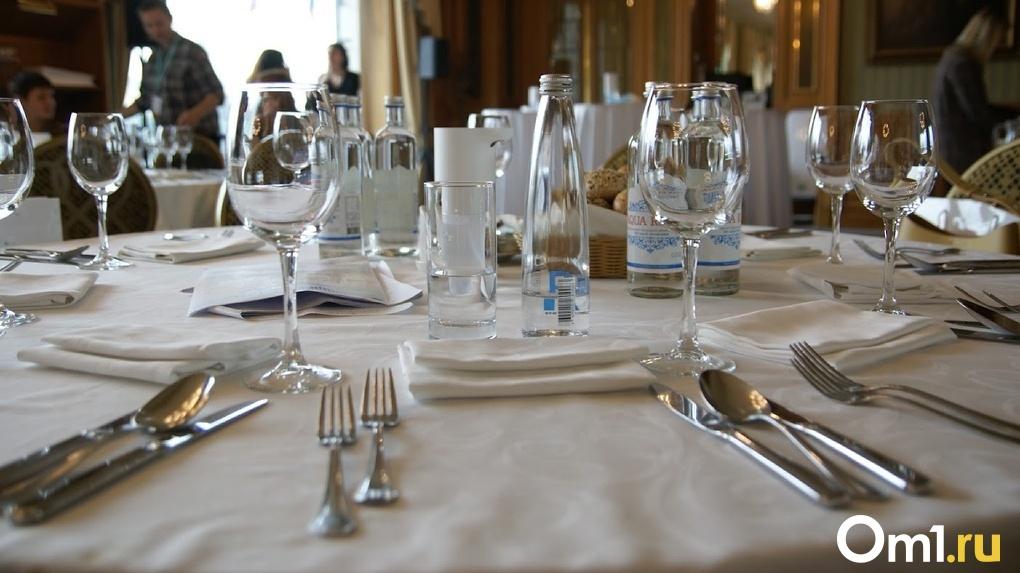Омский вице-губернатор рассказал, как будут работать рестораны и кафе в новогоднюю ночь