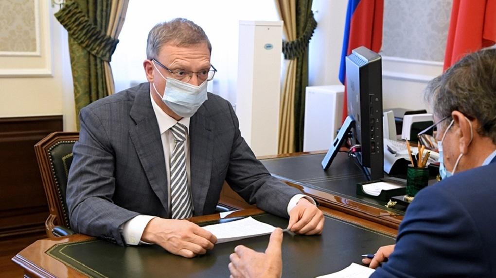 По поручению губернатора Омской области деревню Каракуль восстановят к первому сентября