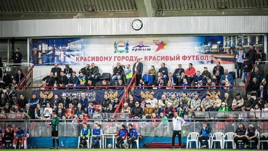 Омск поворачивают в сторону футбола? Новый стадион «Иртыша» будет больше хоккейной «Арены Омск»