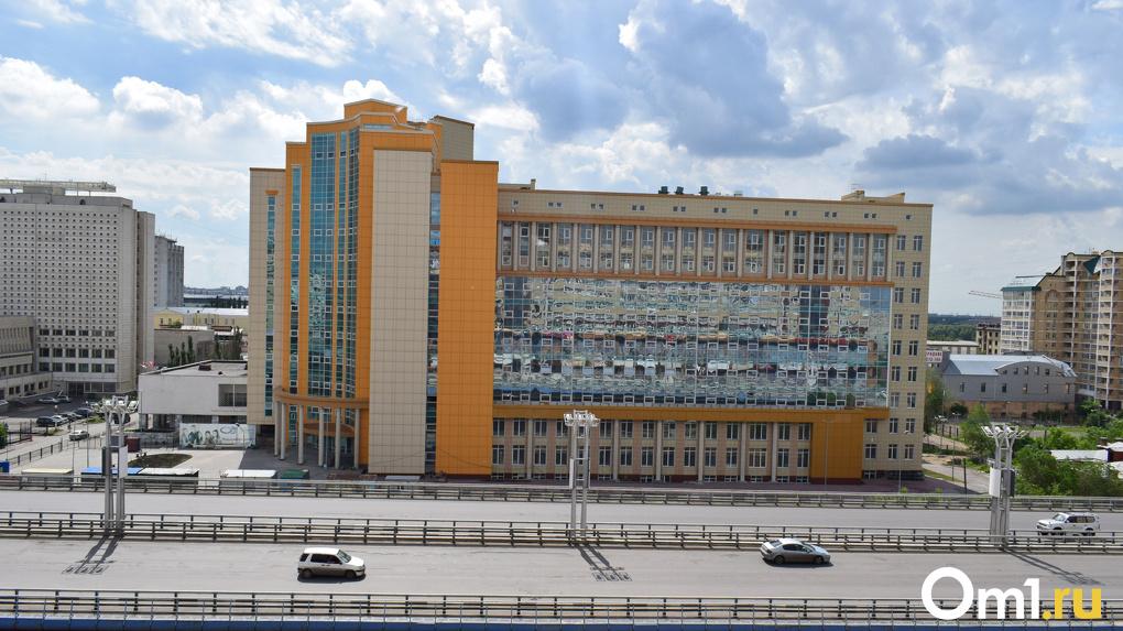 И.о. ректора ОмГУ планирует достроить главный корпус загод