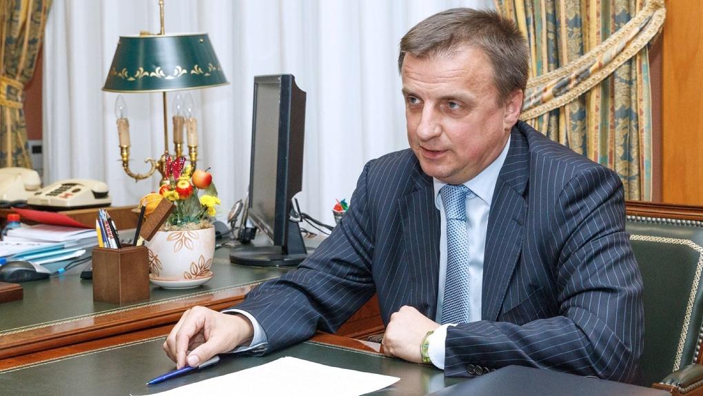 Бывший заместитель омского губернатора Вячеслав Синюгин занял новую должность