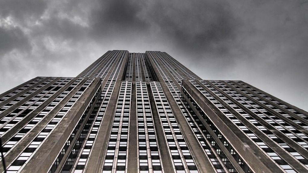 В Новосибирске строят 33-этажную высотку рядом с ТРЦ «Аура»