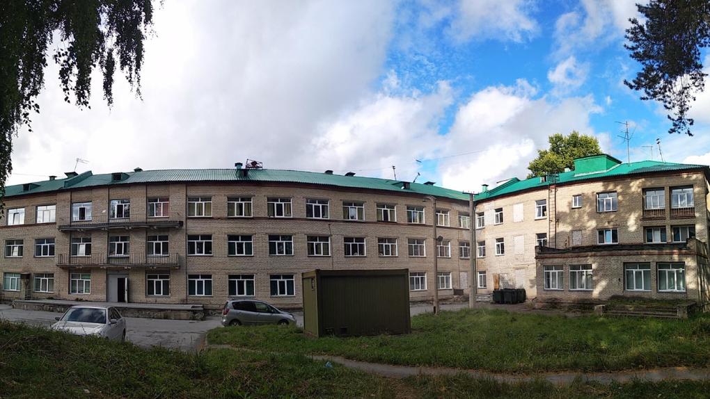 103 млн рублей потратят на ремонт Центральной клинической больницы в Академгородке