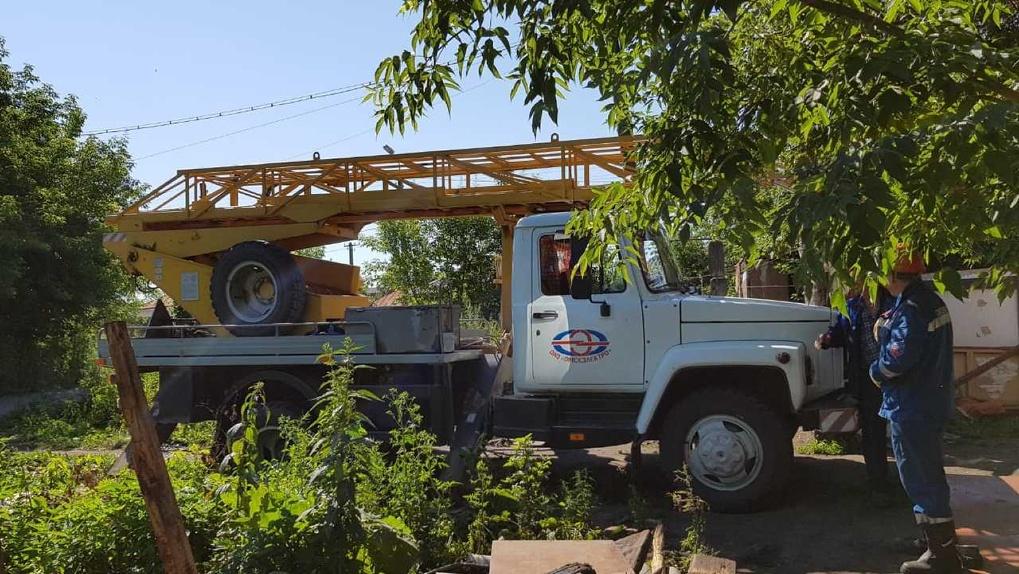 АО «Омскэлектро»: борьба с незаконным подключением к электрическим сетям