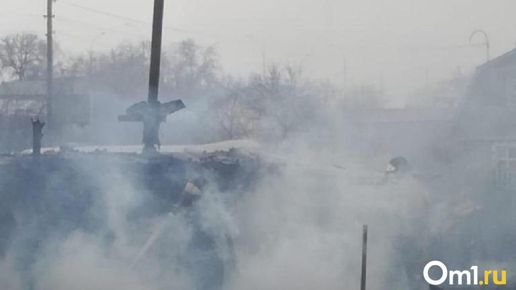 Ситуация SOS: в Новосибирской области срочно созвали комиссию по ЧС из-за термических аномалий