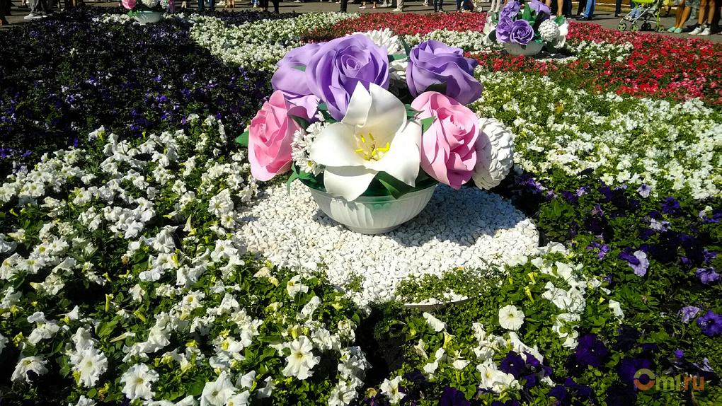 В Омске отменяют выставку «Флора» – в бюджете нет денег