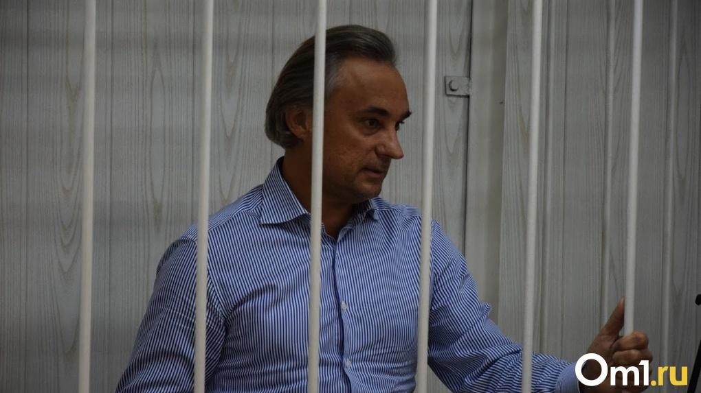 Омского предпринимателя Сергея Калинина вернули в СИЗО