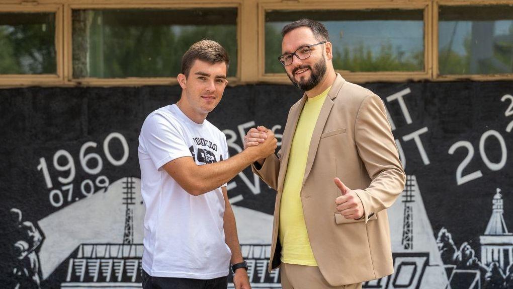 Омский воспитанник будет играть за московское «Торпедо»