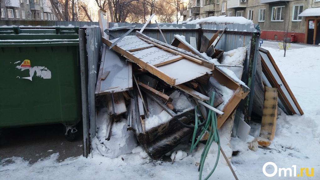 Линию сортировки мусора запустили на Гусинобродском полигоне в Новосибирске