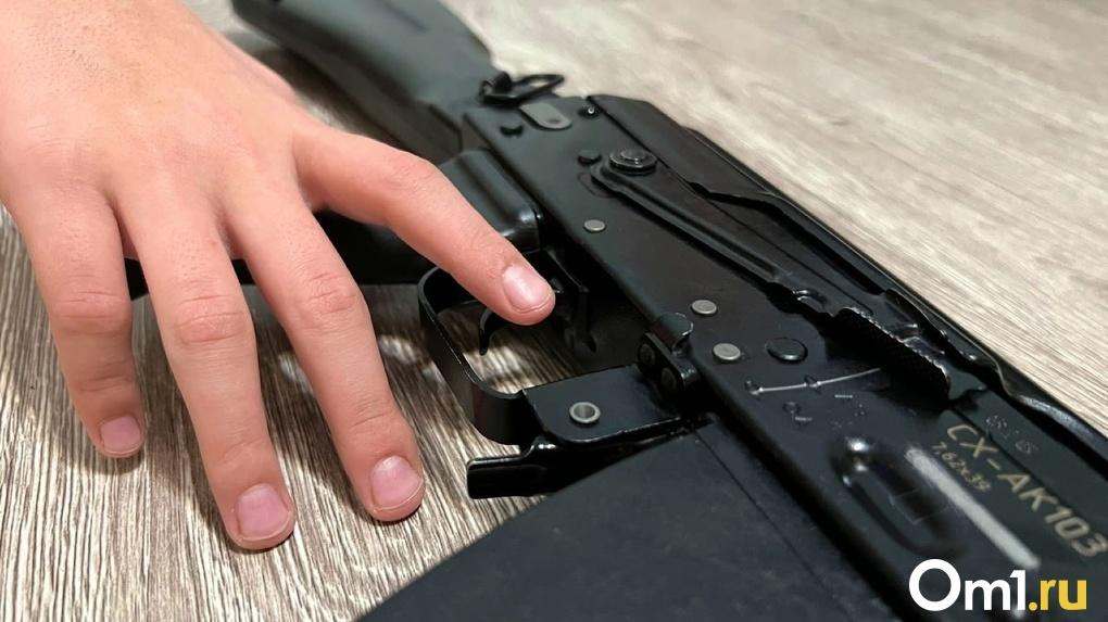 Услышали хлопок. У одной из российских школ задержали очередного стрелка