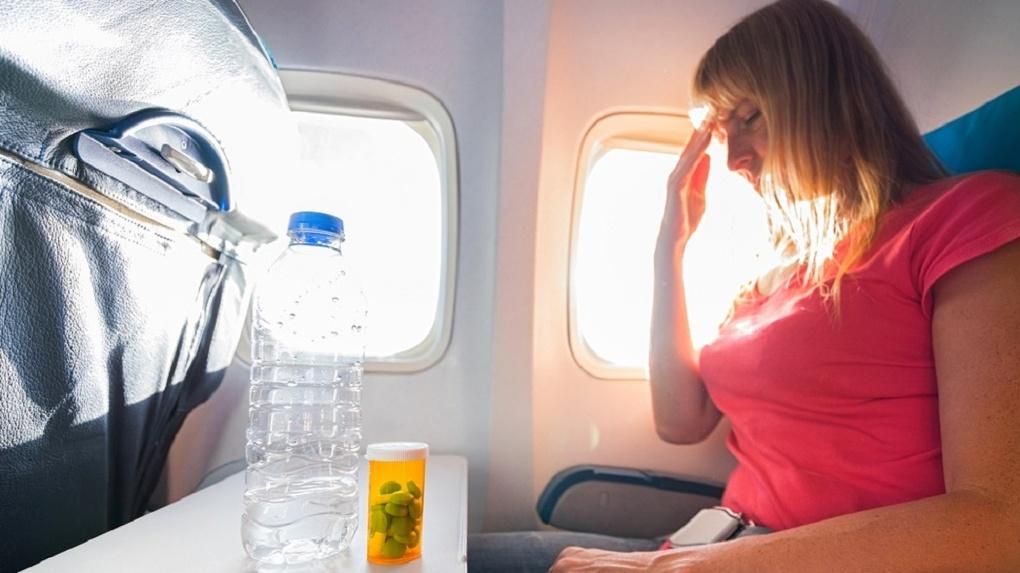 Что такое аэрофобия и как с ней бороться