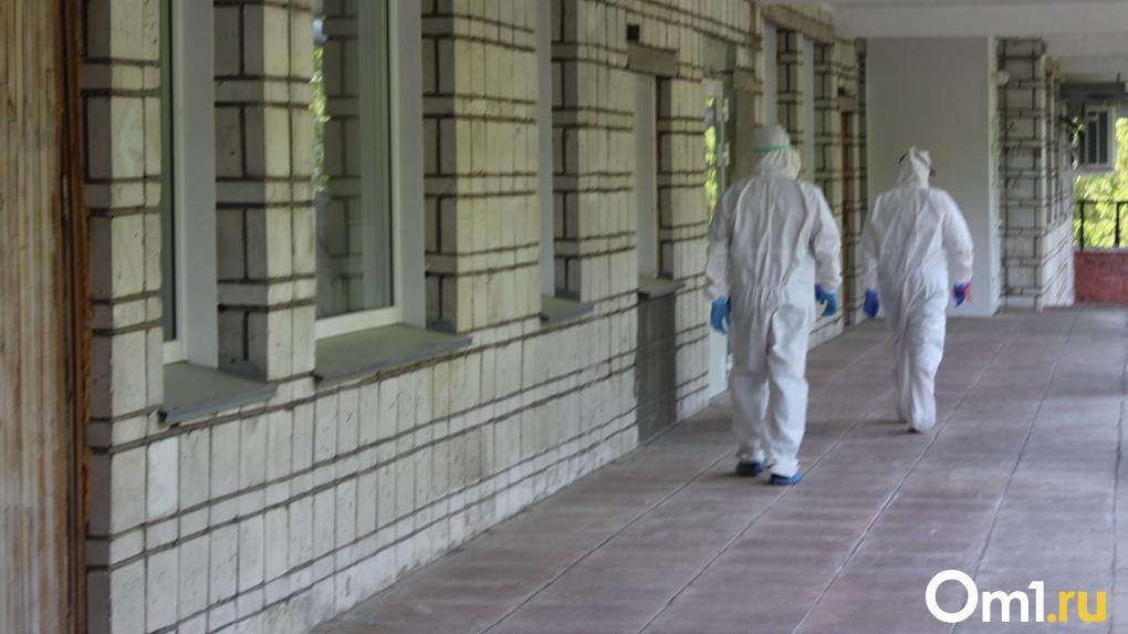 В Новосибирске построят новый ковидный госпиталь на 500 мест