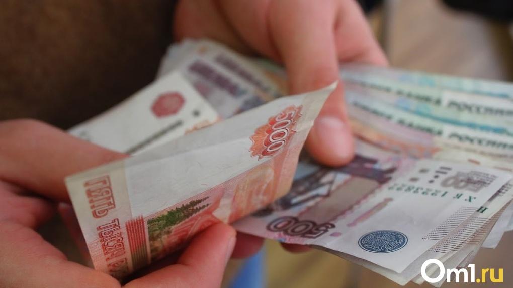 Омским медикам за борьбу с COVID-19 доплатят больше 680 млн рублей