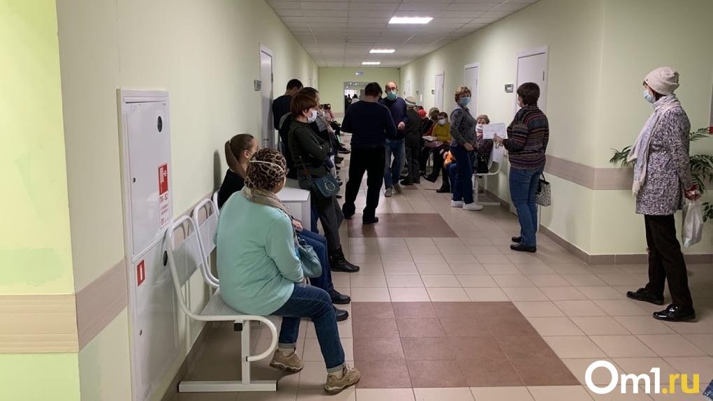 Прокуратура заинтересовалась работой омских больниц в пандемию коронавируса