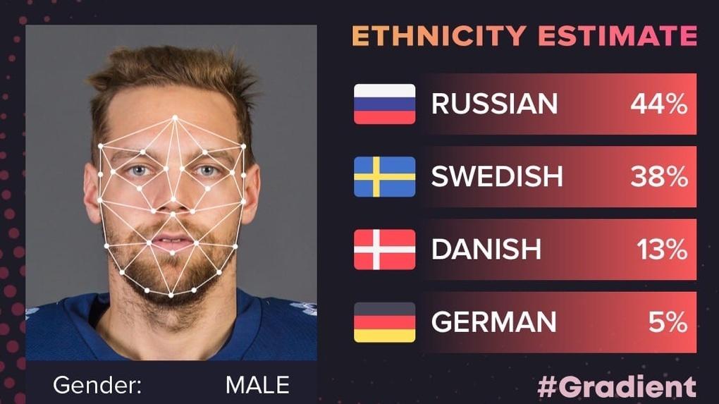 На 5% — немец, на 2% — француз: узнай, какой национальности хоккеисты команды Сибирь на самом деле