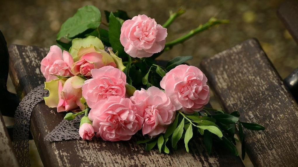 Омский уклонист ограбил цветочный магазин