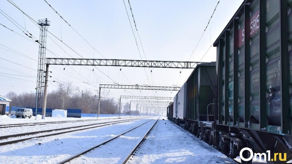 Обновлено декабрьское расписание омских электричек