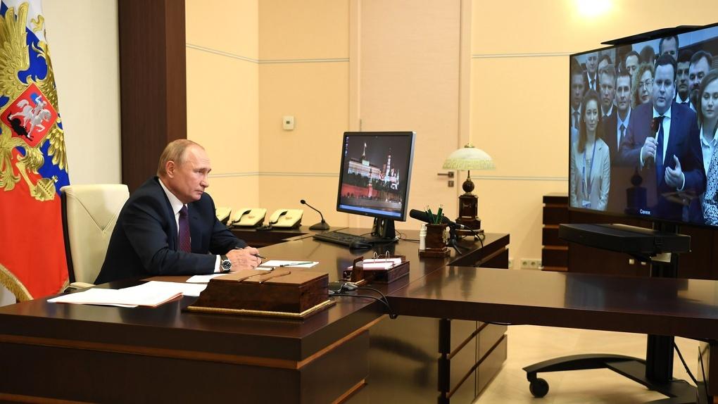 Срочно! Владимир Путин ответит на актуальные вопросы россиян в прямом эфире