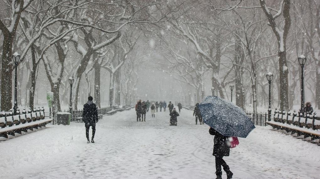 В Новосибирске изменится погода после новогодних праздников