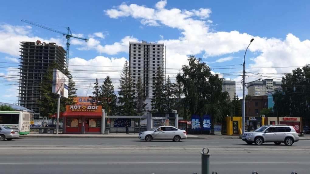 Обманутые дольщики скандального долгостроя на улице Дуси Ковальчук в Новосибирске получили квартиры