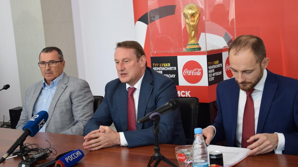 Спортивные чиновники надеются, что Кубок FIFA привлечет инвестиции в омский футбол