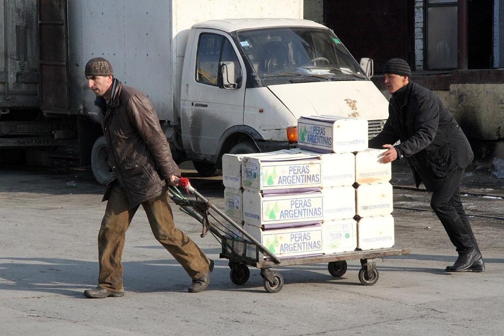 Кризис погнал домой: за год из России сбежали 417 тыс. иностранцев