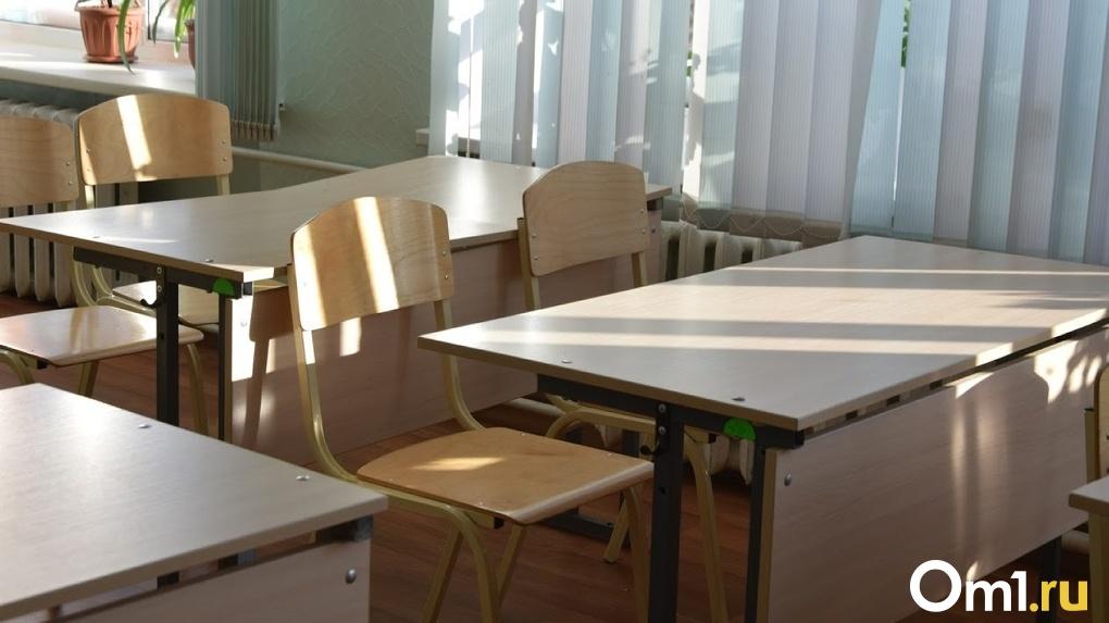 Уже в шести школах Омской области зафиксирована вспышка коронавируса