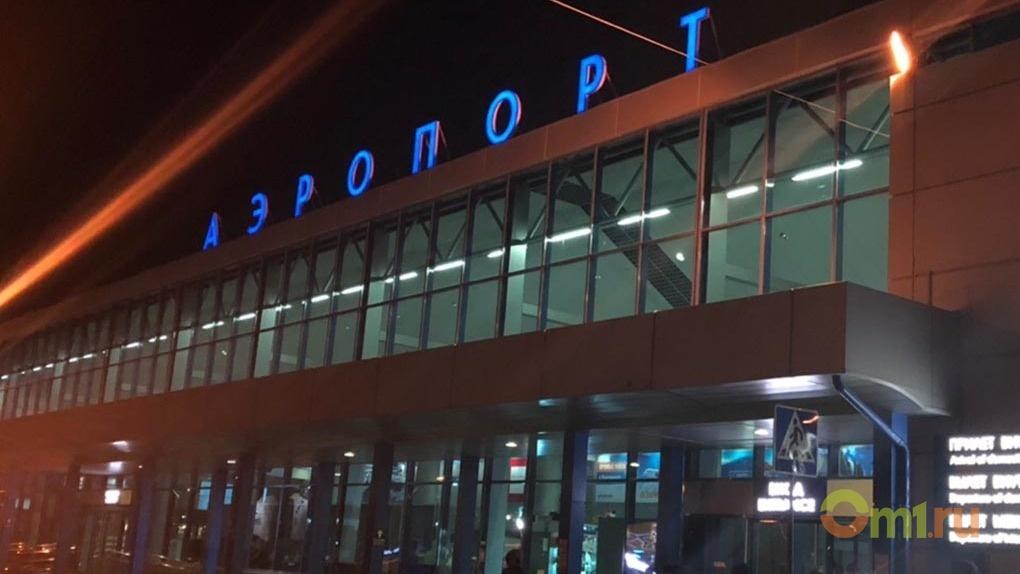 Омский аэропорт обзаведется собственной скульптурой